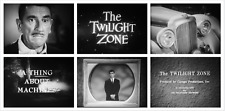 """16mm Sound Film: TWILIGHT ZONE """"A Thing About Machines"""" (1960 TV show) ORIGINAL"""