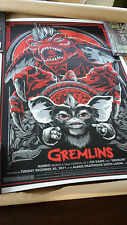 GREMLINS MONDO Art Print VARIANT Ken Taylor Very Rare Movie Poster NEW