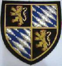 Medieval Wittelsbach German Royal House Kingdom Bavaria Seal Arms Crest Patch HR