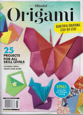 Blissful ORIGAMI ~ Beautiful Creations Step-by-Step For All Skill Levels NEW