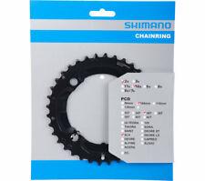Shimano cadenas hoja SLX fc-m660 36 dientes para KSR LK 104 mm de plata