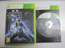 Star Wars: The Force Unleashed II (Xbox 360) VideoGames