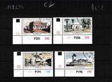 Namibia - Southwest 436-439 oblitéré pièces d'angle originales