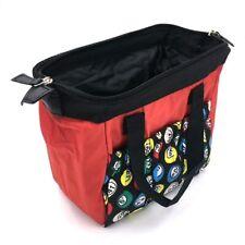 6 POCKET BINGO BAG (RED)