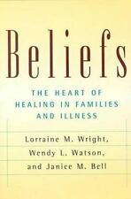 Beliefs: the heart of healing in families and illness (Families & Health)