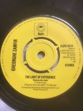 GHEORGHE ZAMFIR - THE LIGHT OF EXPERIENCE / BRIUL OLTENSC - EPIC - S EPC 4310