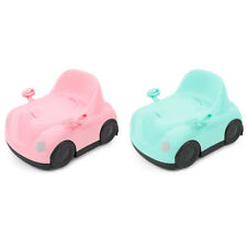 Baby Infant Potty Chair Car Shape Child Toilet Training Seat Potty Training Blue