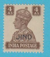 INDIA JIND 174 MINT NEVER  HINGED OG ** NO FAULTS VERY  FINE !