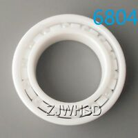 6804 Full Ceramic Zirconia Oxide Bearing ZrO2 20 x 32 x 7mm Self-lubricatin​g