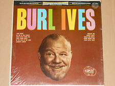 BURL IVES -s/t- LP Camay Records (CA 3005S)
