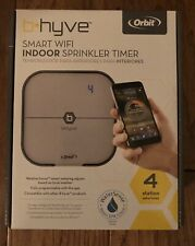 Orbit b hyve Smart WIFi Indoor Sprinkler Timer 4 Station.
