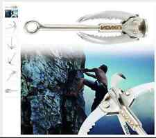 NINJA GRAPPLING HOOK OUTDOOR NINJUTSU FOLDING BOAT WALL ANCHOR ROCK CLIMBING