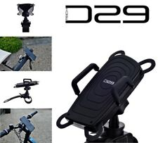 iPhone 6 7 Plus Motor Cycle Bike Handlebar Mobile Phone Holder Mount Cradle Kit