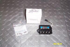 Mercury MerCruiser Quicksilver Mercathode Anode Control Unit Module OEM 42600A09
