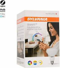 Sylvania Dimmable Led Bulb BR30 Smart+ Adjustable White & Full Color Bulb Zigbee