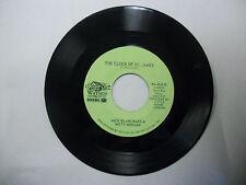 Jack Blanchard & Misty Morgan Tennessee Bird Walk/Clock Of St. James 45 RPM VG+