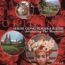FREE US SHIP. on ANY 2 CDs! ~LikeNew CD Sekhe Gong Semara Ratih: Awakening the M