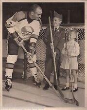 1969 Denver Spurs WHL Hockey Del Topoll 8 x 10 - Denver Post Press Photo #FWIL