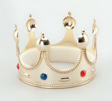 KING'S CROWN SUPERIOR ROYAL FANCY DRESS ACCESSORY