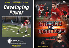 Developing Power Book and Strength and Conditioning DVD