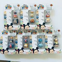 Lot Of 7 Different Disney Tsum Tsum SERIES 3 ( 21 Mini Figures ) TT-18