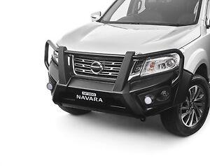 Genuine NP300 Nissan Navara Steel Bullbar (F2160-4KE3AAU)