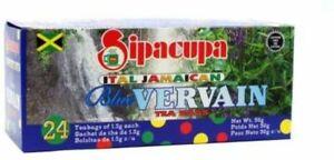 2 x Sipacupa Ital Jamaican Blue Vervain (24 Tea Bags)
