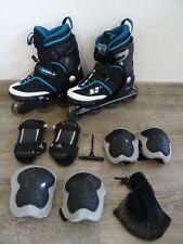 K2 ROADIE JR Inline-Skates Inliner Gr. 35 / 36 / 37 / 38 / 39 40 + K2 Schutzset
