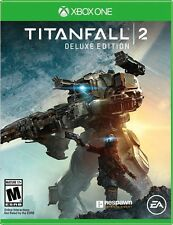 NEW Titanfall 2: Deluxe Edition (Microsoft Xbox One, 2016)