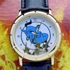 Disney ALADDIN Watch New Fossil Limited Edition Dial Floating Lamps Watch NIB