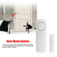 Window/Door Open Wireless Security Alarm Doorbell Magnetic Sensor Anti-Theft
