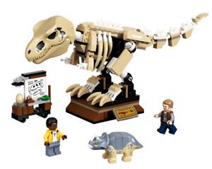 LEGO Jurassic World T. Rex Dinosaur Fossil Exhibition, set 76940 - NEW, Sealed