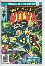 Nova 1 (9.2) NM -1st Appearance Richard Rider NOVA
