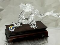 Asian Collection figura Swarovski crystal original Chinese Dragon 115x180x75mm