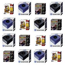 Nintendo GameCube Konsole + ORIGINAL Controller versch. OVP / Originalverpackung