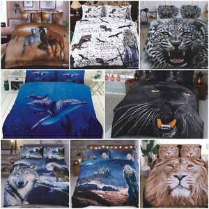 Special 3D Designs Duvet Bedding Unique and Adorable UK Post, Top Notch Quality