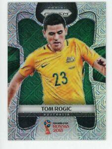 2018 Tom Rogic Panini Prizm Mojo Fifa World Cup Russia 2018 #269