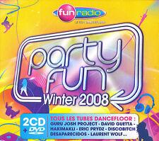 Fun Radio presents Party Fun Winter 2008 (2 CD + DVD)