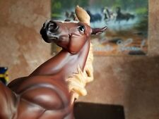 Breyer Traditional Horse Treasure Hunt appaloosa. Silver mold