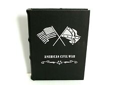 collector knife set american civil war with case stainless steel free shipping