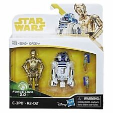 Star Wars Force Link 2.0 C3PO + R2-D2 Toys R Us Canada Exclusive New Sealed