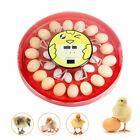 Digital 30 Egg Incubator Poultry Bird Chicken Hatcher Clear Temperature Control
