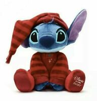 Stitch Disney Store 2020 Christmas Holiday - Christmas Red Romper New Tagged