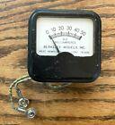 Vintage Berkeley Models 0 - 50 DC Milliamperes Meter -- June 1952 -- Tested!