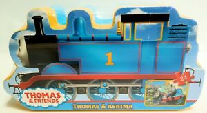 new THOMAS & FRIENDS STEEL LUNCHBOX w Making Repairs 35pc puzzle NR