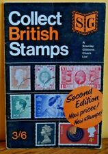 Stanley Gibbons Collect British Stamps Second Edition