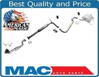 Converter Eng Flex Pipe With Muffler Pipe Exhaust System for Nissan Altima 2001