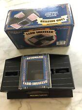 CARDINAL Automatic Playing Card Shuffler item no:375 New