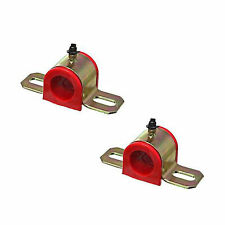 "70-81 Firebird Trans Am Polyurethane Front Sway Bar Bushings 1"" RED"
