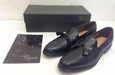 New Allen-Edmonds Grayson Black Leather Men's Shoes 10.5 2A  Extra Narrow USA